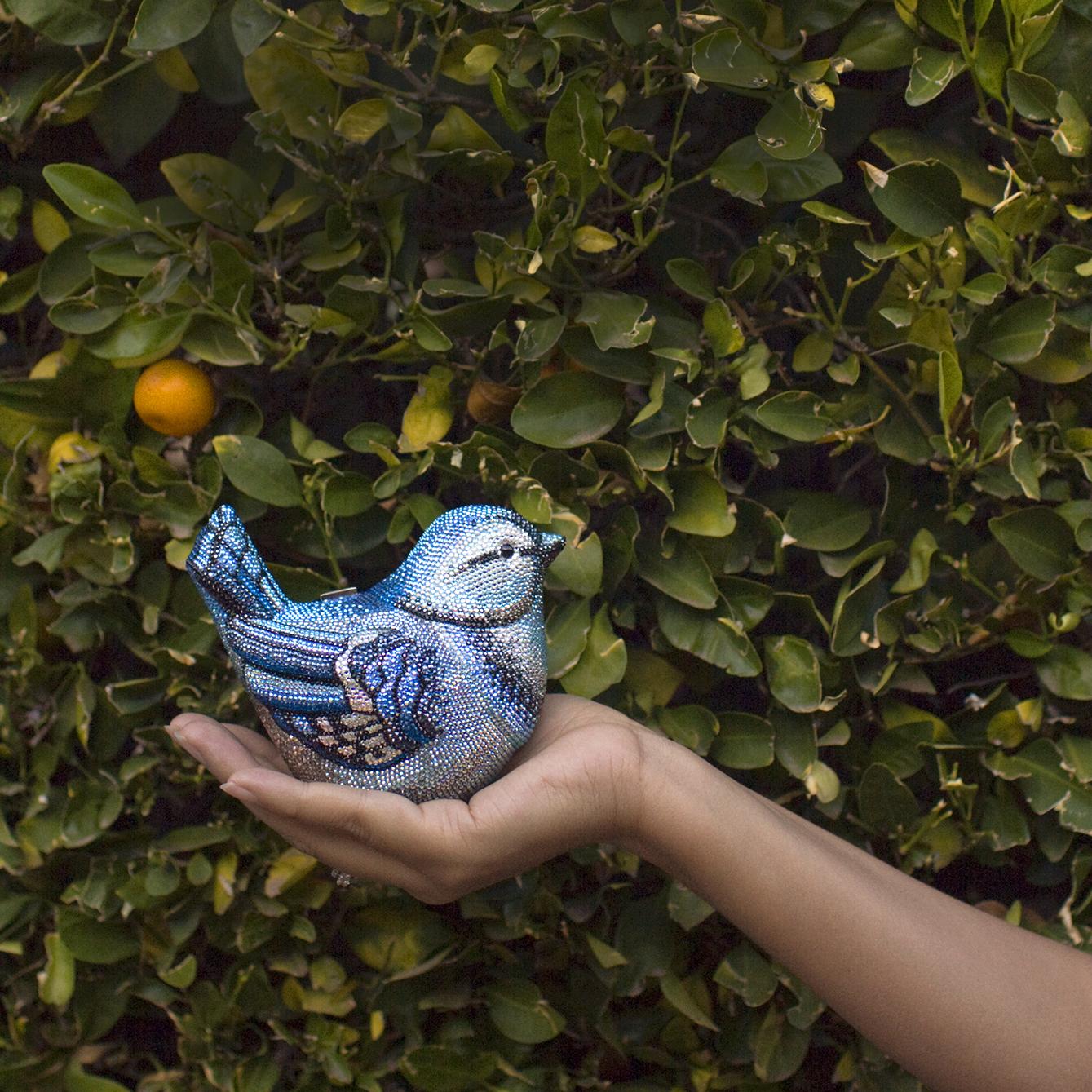 La Encantada Lifestyle Photo with Bird