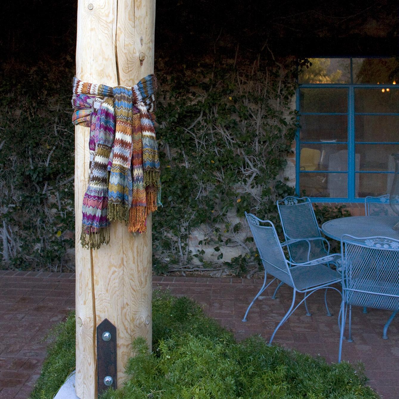 La Encantada scarves